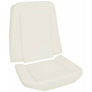 Bucket Seat Foam Set For Buick Skylark Special Chevy Chevelle Chevy Ii