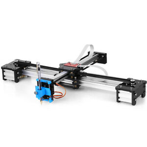 Desktop Diy Assembled Xy Plotter Pen Drawing Robot Drawing Machine Kit T8p9