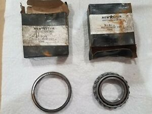 Wheel Bearings For 41 66 Jeep willys Dana 25 Front