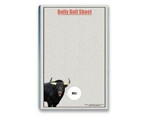 Funny Bull To do List Magnetic Notepad 5 5 X 8 5 50 Sheets Per Pack 45003