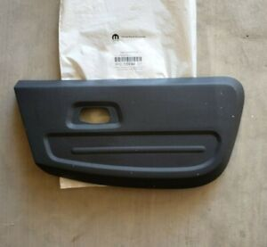 New 2007 2009 Dodge Nitro Lh Or Driver Front Seat Shield Trim Cover Oem