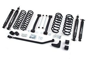 Zone Offroad 4 Suspension Lift Kit For Jeep Wj Grand Cherokee 99 04 4wd
