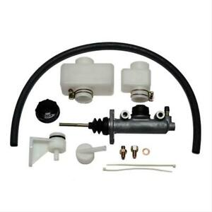 Two 2 Wilwood 260 3374 Master Cylinder Aluminum 750 In Bore Universal Kit