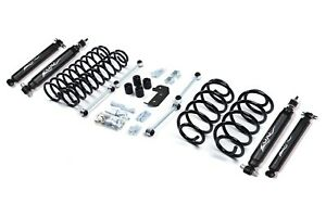 Zone Offroad 3 Suspension Lift Kit For Jeep Tj Wrangler 1997 2002