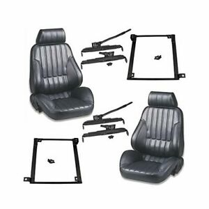 Summit Racing Seat And Seat Bracket Pro Pack 27 0007