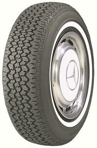 Coker Phoenix Radial Tire 185 14 Radial Whitewall 629708 Each