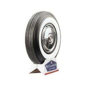 Coker Bfgoodrich Vintage Tire 8 85 14 Bias ply Whitewall 54285 Each