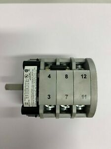 Tyre Machine Changer Reversing Switch Will Fit Corghi Snap On Sice Etc
