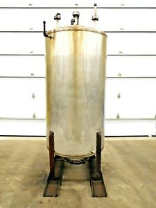 Mo 3197 Stainless Steel 475 Gallon Tank 304 Ss 72 Straight Side