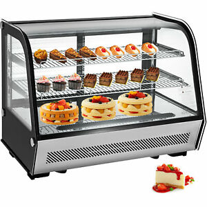 Countertop Refrigerated Display Case 5 65 Cu Ft Etl Great Special Buy Good