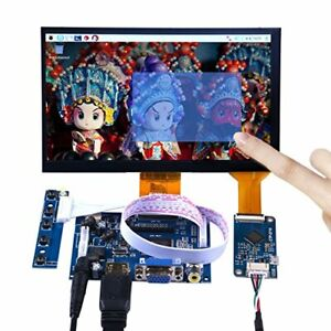 Geeekpi 7 Inch 1024x600 Capacitive Touch Screen Lcd Display 7 Inch Lcd Screen