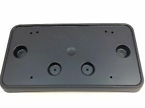 New 2019 2020 Chevrolet Silverado Front Bumper License Plate Bracket Oem