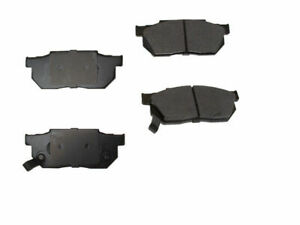 For 1983 1987 Honda Prelude Brake Pad Set Front Opparts 79254px 1984 1985 1986