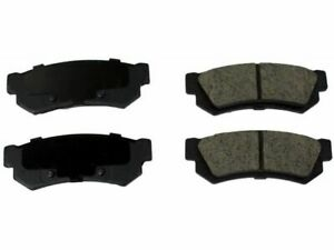 For 2007 Chevrolet Optra Brake Pad Set Rear Monroe 74544kf