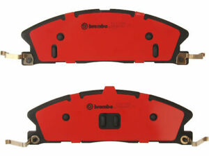 For 2013 2019 Ford Explorer Brake Pad Set Front Brembo 44891nk 2014 2015 2016