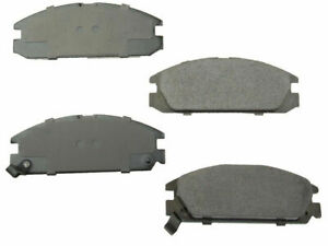 For 1985 1986 Honda Prelude Brake Pad Set Front Opparts 68747qt 2 0l 4 Cyl Fi