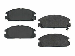 For 1985 1986 Honda Prelude Brake Pad Set Front Opparts 55878hy 2 0l 4 Cyl Fi