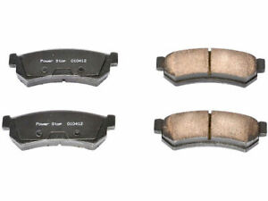 For 2007 Chevrolet Optra Brake Pad Set Rear Power Stop 24576fp