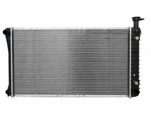 For 1992 1993 Gmc G3500 Radiator 87217zx Radiator Without Engine Oil Cooler