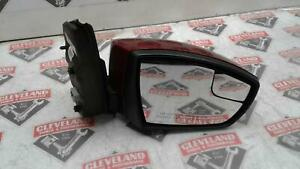 2013 2016 Ford Escape Oem Rh Passenger Door Mirror Red Power Non heated