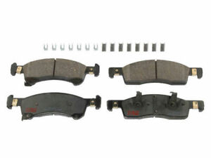 For 2003 2006 Ford Expedition Brake Pad Set Front Trw 75792jn 2004 2005 Ceramic