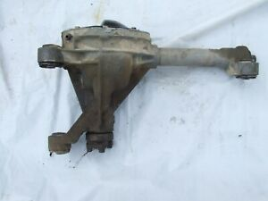 Front Differential Axle Pumpkin 2002 Ford Explorer