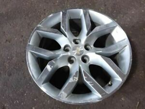 Wheel 19x8 1 2 Machined Silver Pockets Opt Q6m Fits 14 18 Impala 807765