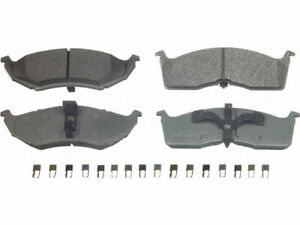 For 1998 2004 Chrysler Concorde Brake Pad Set Front Wagner 92266cf 1999 2000
