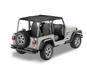 For 1997 2002 Jeep Wrangler Soft Top Bestop 79721sv 1998 1999 2000 2001