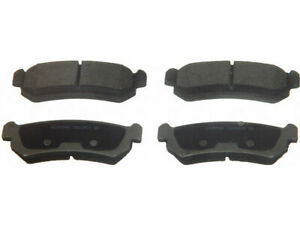 For 2004 2006 Chevrolet Optra Brake Pad Set Rear Wagner 79662hy 2005