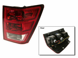 For 2005 2006 Jeep Grand Cherokee Tail Light Assembly Right Tyc 77184rr