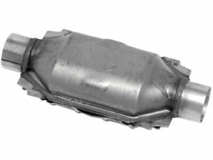 For 1985 1986 Mitsubishi Mirage Catalytic Converter Rear Walker 39725rq Turbo