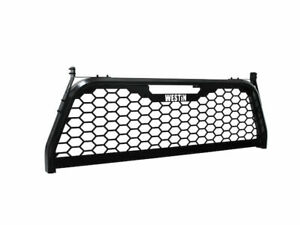 For 2015 2019 Ford F150 Cab Protector And Headache Rack Westin 31455zq 2016 2017