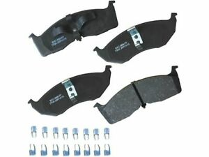 For 1998 2004 Chrysler Concorde Brake Pad Set Front Bendix 91738qq 1999 2000