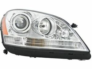 For 2010 2011 Mercedes Ml450 Headlight Assembly Right Hella 92897cw