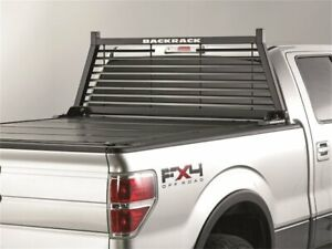 For 2017 Ford F350 Super Duty Cab Protector And Headache Rack Backrack 41892xr