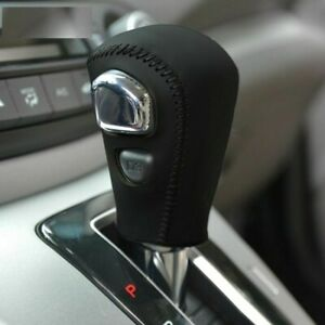 Automatic Honda Car Styling Genuine Leather Hand Stitched Gear Shift Knob Cover