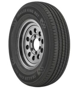 St225 75r15 E 117 112m 10 ply Trailer King Rst Tire tire Only
