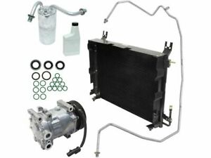 For 1998 2002 Dodge Ram 2500 A C Compressor Kit 27261fw 1999 2000 2001 Base
