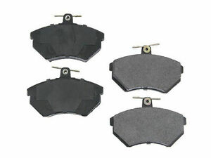 For 1988 1992 Audi 80 Quattro Brake Pad Set Front Opparts 69819xj 1989 1990 1991