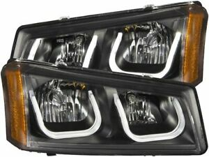 For 2003 2006 Chevrolet Silverado 2500 Hd Headlight Set Anzo 52813fk 2004 2005