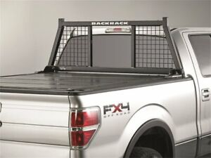 For Ford F250 Super Duty Cab Protector And Headache Rack Backrack 22597sk