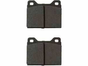For 1976 1982 Volvo 264 Brake Pad Set Front Opparts 12438xd 1977 1978 1979 1980