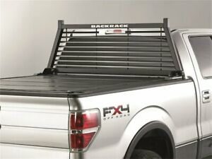 For 2017 Ford F250 Super Duty Cab Protector And Headache Rack Backrack 72346kq
