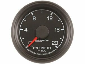 For 1999 2007 Ford F350 Super Duty Boost Pyrometer Gauge Auto Meter 73551vm