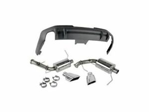For 2011 2014 Ford Mustang Exhaust System Roush 81384bs 2012 2013
