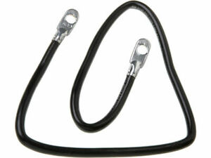 For 1985 1986 Ford Ranger Battery Cable Smp 71983qv