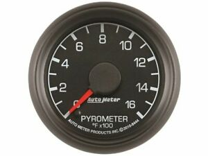 For 1999 2007 Ford F350 Super Duty Boost Pyrometer Gauge Auto Meter 15581vm