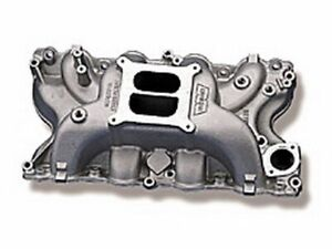 For 1969 1974 Ford Galaxie 500 Intake Manifold Lower Weiand 44568ck 1970 1971