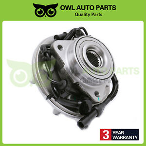 1pc 515050 Front Wheel Bearing Hub 2002 2005 Ford Explorer Mountaineer 4 0l 4 6l